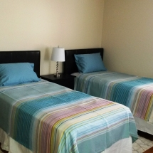 Client double room